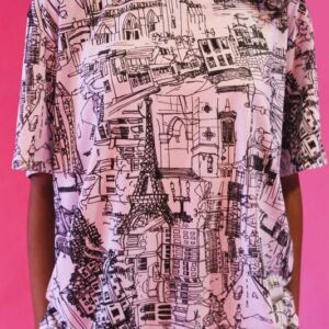 T-shirt Dagson-Paris